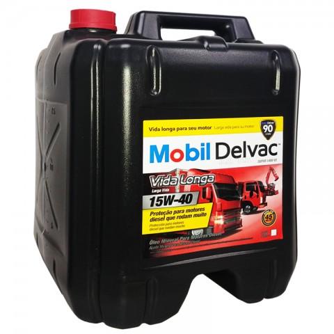 Mobil Delvac Super 1400 V2 15W40 CH-4